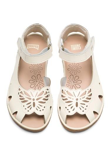 Camper Sandalet Beyaz